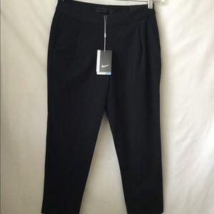 NWT NIKE GOLF Women's Slim Trouser Peg Pants $120
